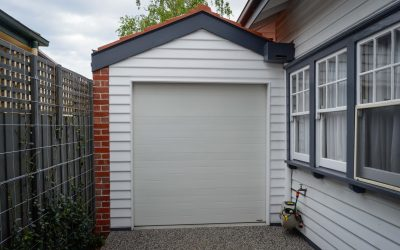 Custom Build Garage in Melbourne