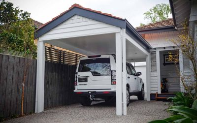 Custom Garage in Melbourne's Eastern Suburbs