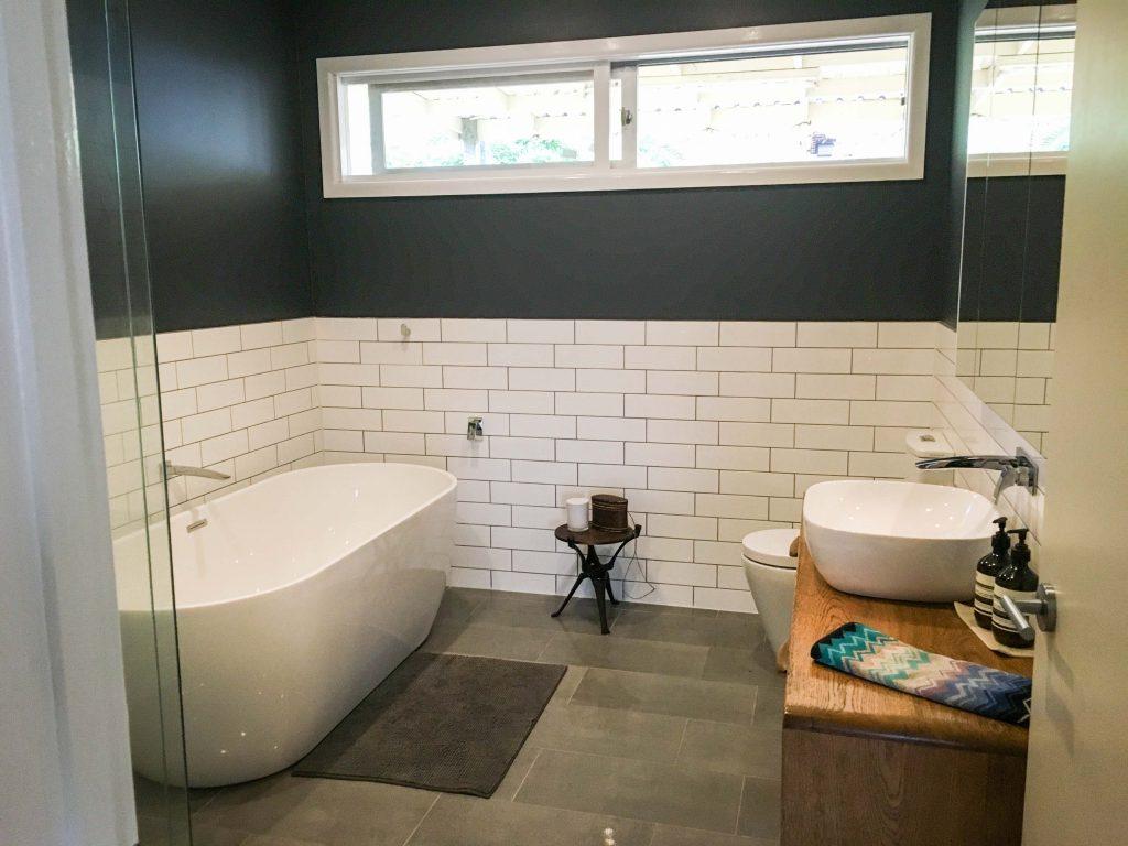 After Bathroom Renovations