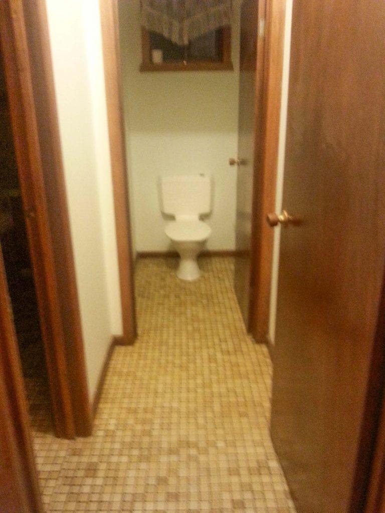 Before Bathroom Renovations